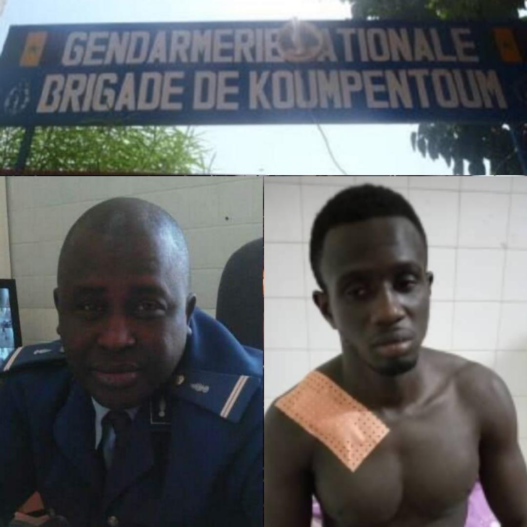 MEURTRE À KOUMPENTOUM / Les assassins du commandant Tamsir Sané tracés... La zone sécurisée... Des gendarmes appelés en renfort
