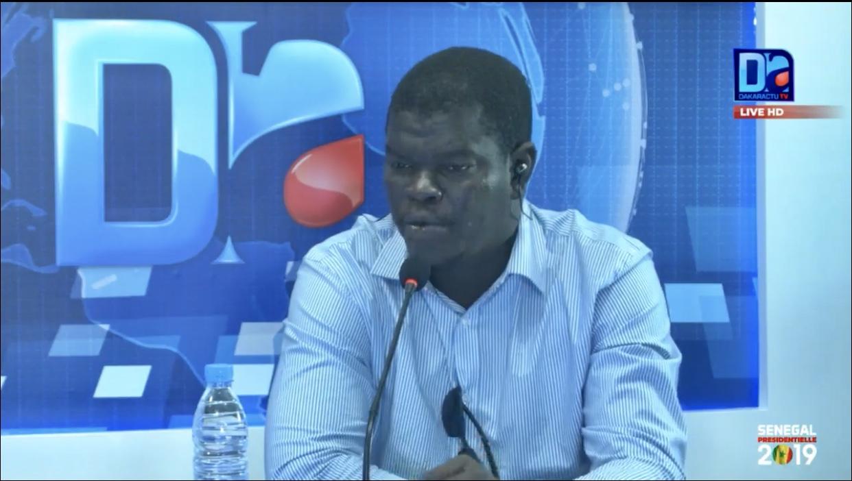 Le SG du SYNPICS parlant du traitement journalistique de l'affaire de meurtre du Commandant Sané : « La presse ne doit pas être complice de la fuite des criminels »