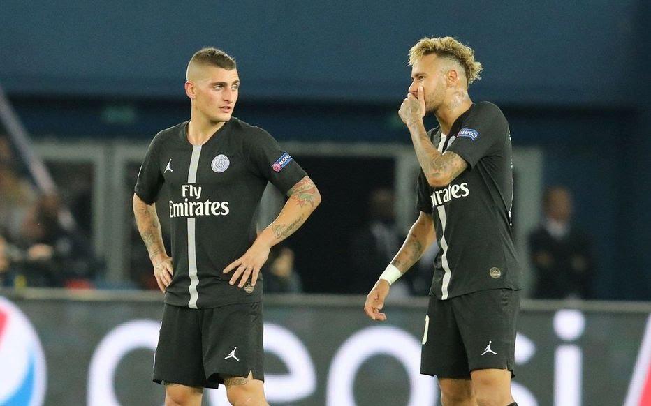 Marco Verratti pas contre le départ de Neymar : « Quand un joueur a vraiment envie de partir, le club doit le laisser partir »