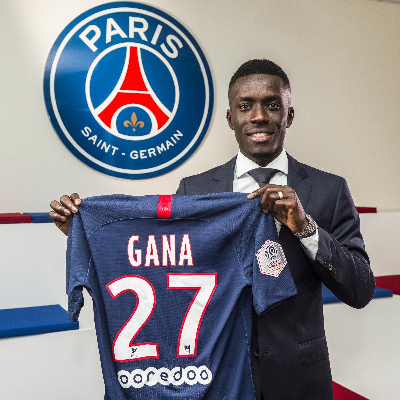 Mercato : Idrissa Gana Guèye au PSG, c'est fait (Officiel)