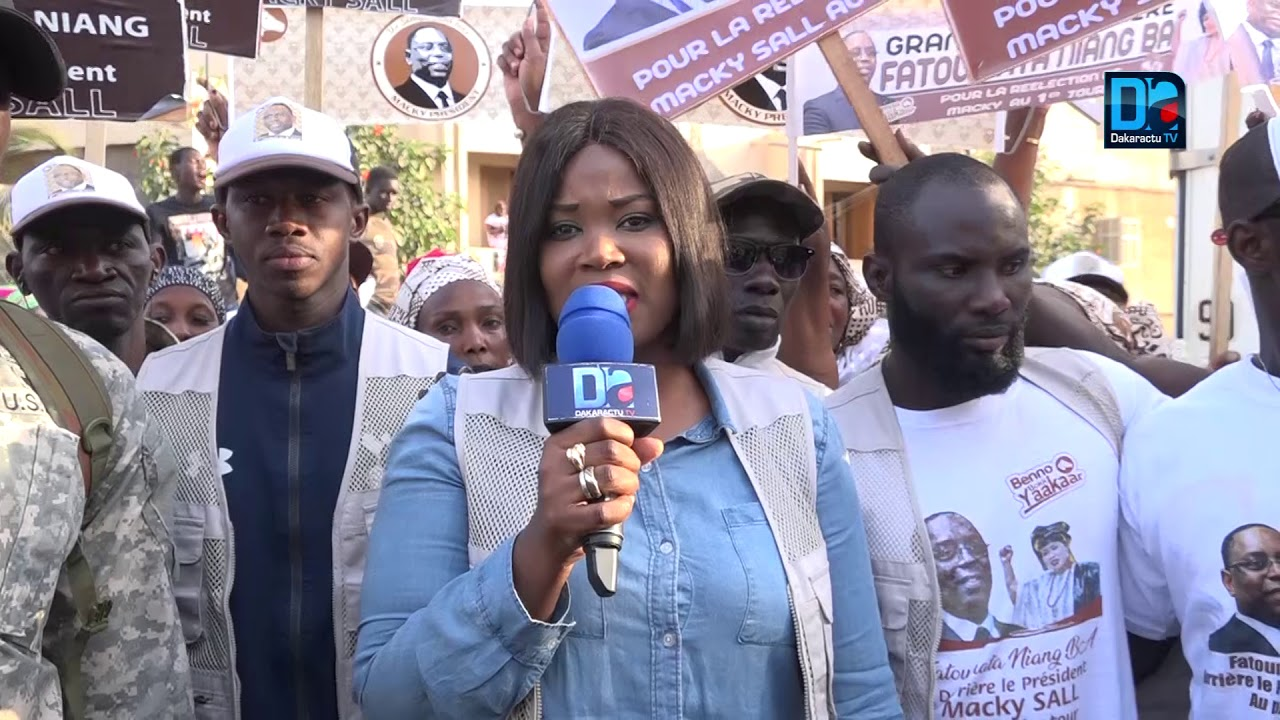 Fatoumata Niang Ba sur la sortie de Adama Gaye contre le président Macky Sall : «Rien ne justifie qu'on puisse tenir des propos aussi désobligeants contre une personne, à fortiori un Président qui est une institution de la République»