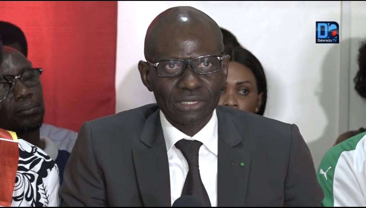 Boubacar Camara signe la pétition pour la libération de Khalifa Sall et s'adresse directement au président Macky Sall