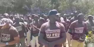 Mermoz : Les « marrons du feu » assiègent le domicile de Macky Sall pour protester