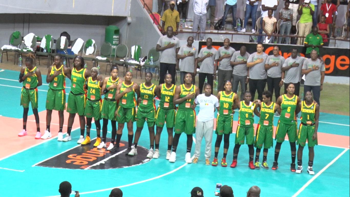 Basket /Tournoi de Dakar : Le Sénégal bat l'Angola sur le score de 88 à 69.