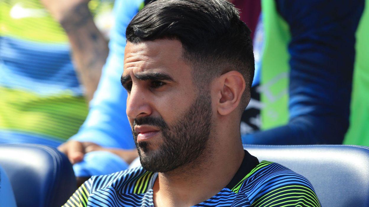 Community Shield : Riyad Mahrez a « dribblé » le contrôle antidopage de justesse