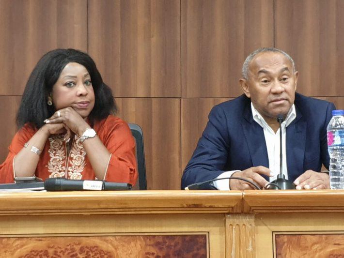 Bonne gouvernance et transparence : Fatma Samoura entame sa mission d'audit au sein de la CAF