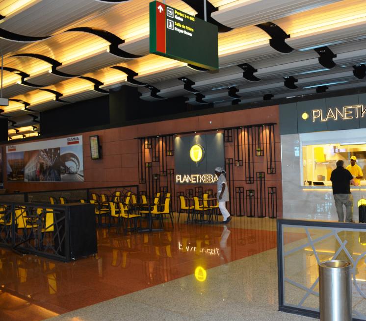Restauration, commerces : L'Aéroport Dakar Blaise Diagne propose de nouvelles offres de services
