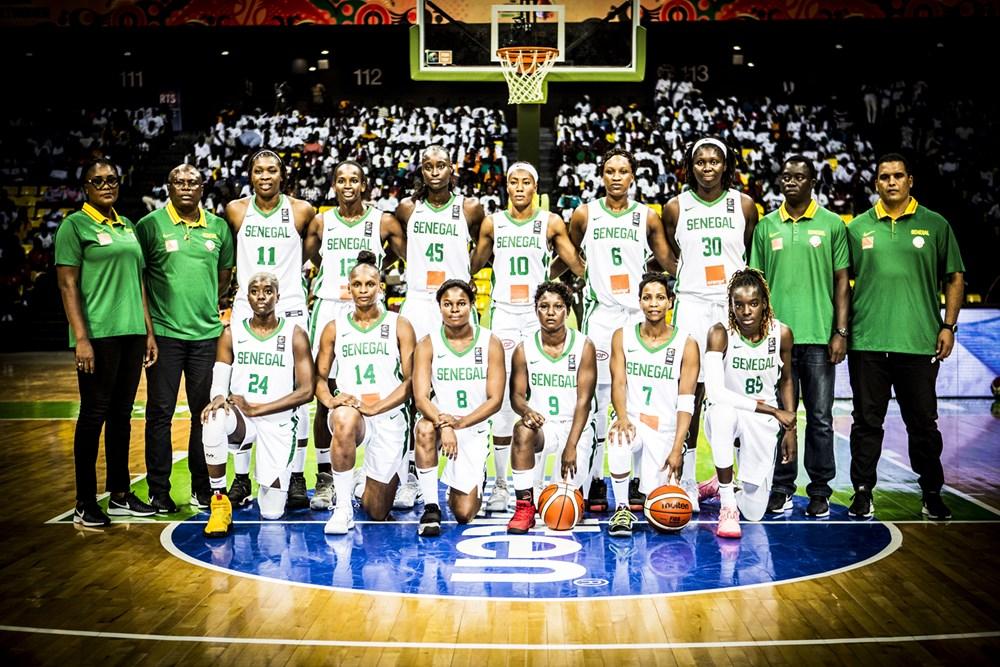 Fiba / Afrobasket féminin: Les «Lionnes» rassurent devant leur public en s'imposant 77 à 36 face à la Côte d'Ivoire.