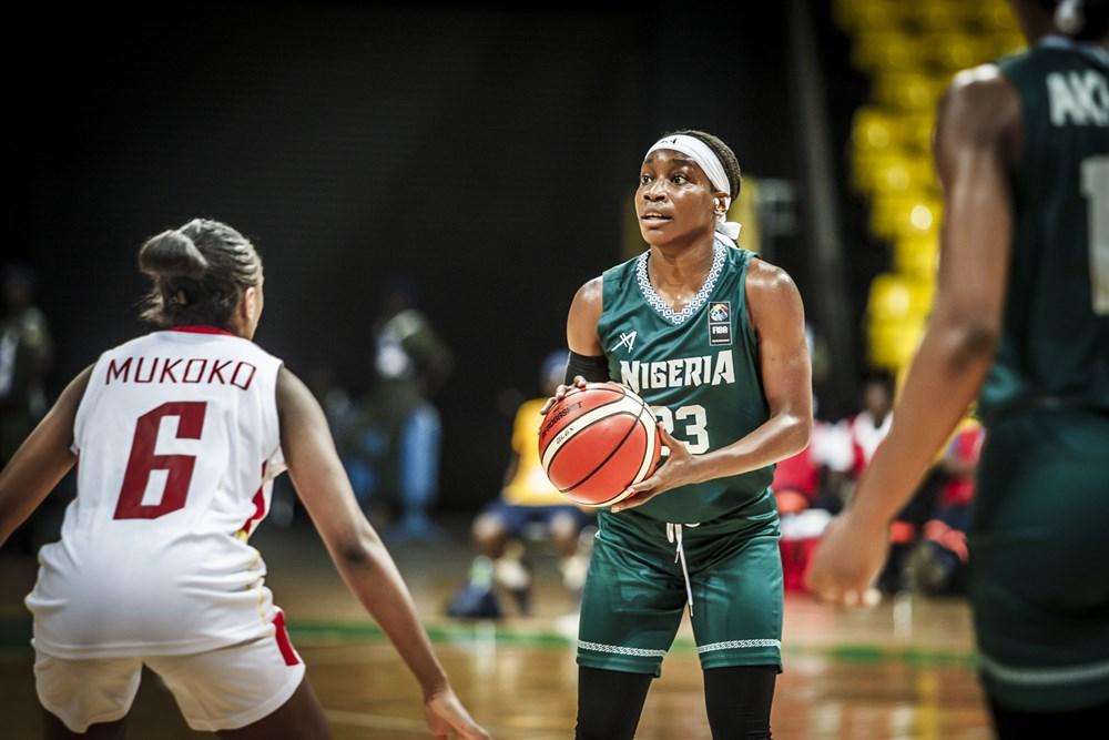 Afrobasket féminin 2019 : Le Nigeria étrille le Cameroun (106-39), 67 points d'écart et une qualification en ¼