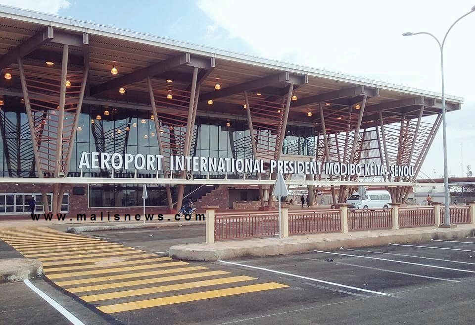 Les contrôles de sécurité de l'aéroport de Bamako déjoués par une indienne qui avait une arme à feu dans son bagage à main