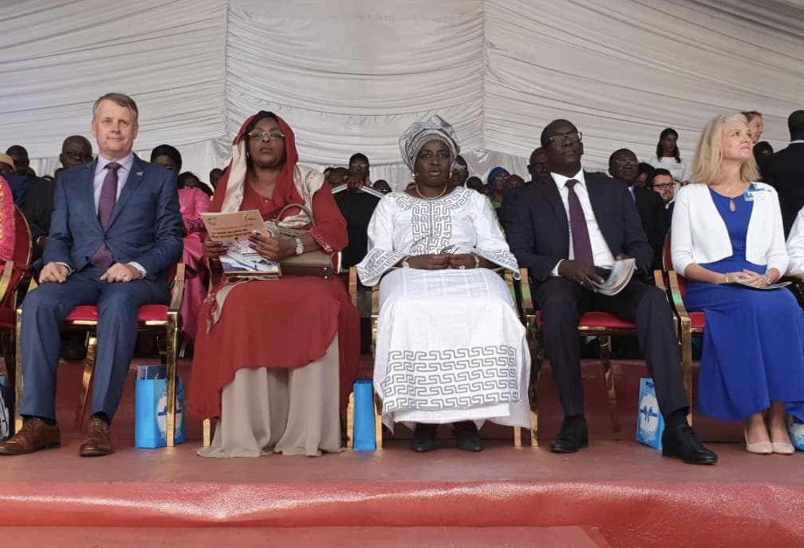 Signature protocole entre la fondation «Servir le Sénégal» et le Bateau Hôpital «Mercy Ship»...