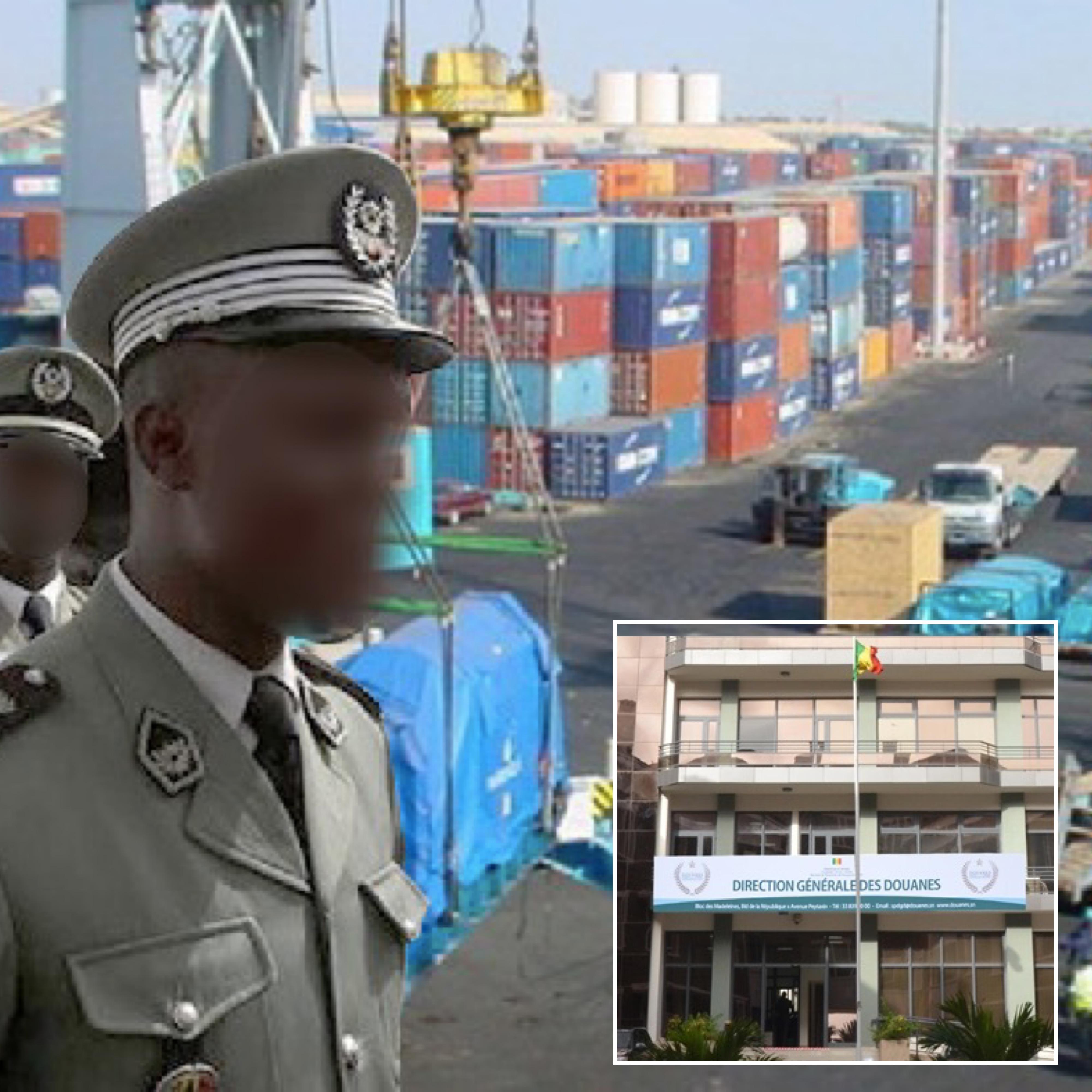 Port Autonome de Dakar : La Douane met la main sur 4 KG de Cocaïne au Môle 1.