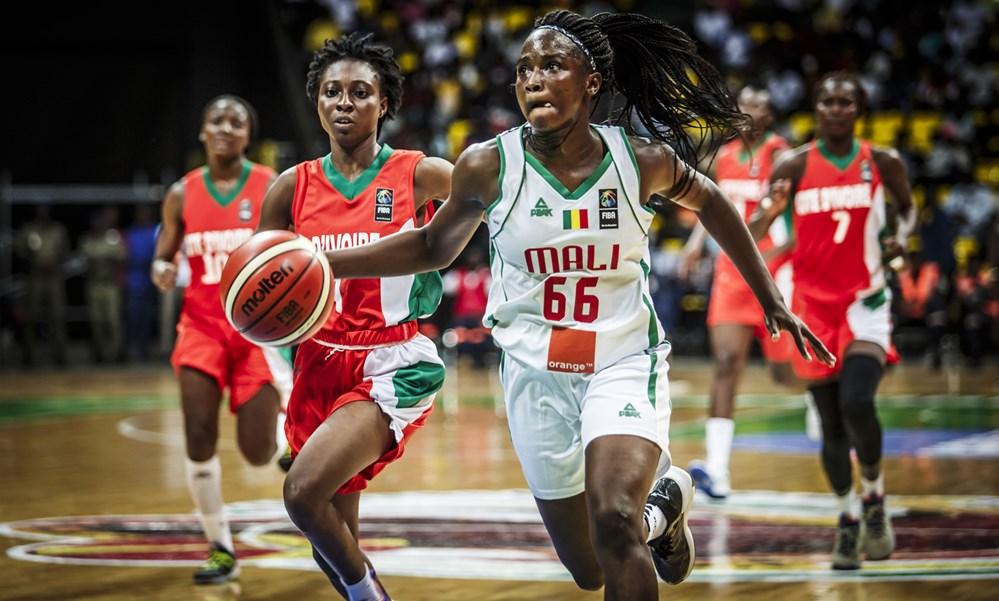 Afrobasket féminin ¼ finale : Le Mali écarte le Côté d'Ivoire 60-51 et retrouve le Nigeria pour un choc en demi-finale.