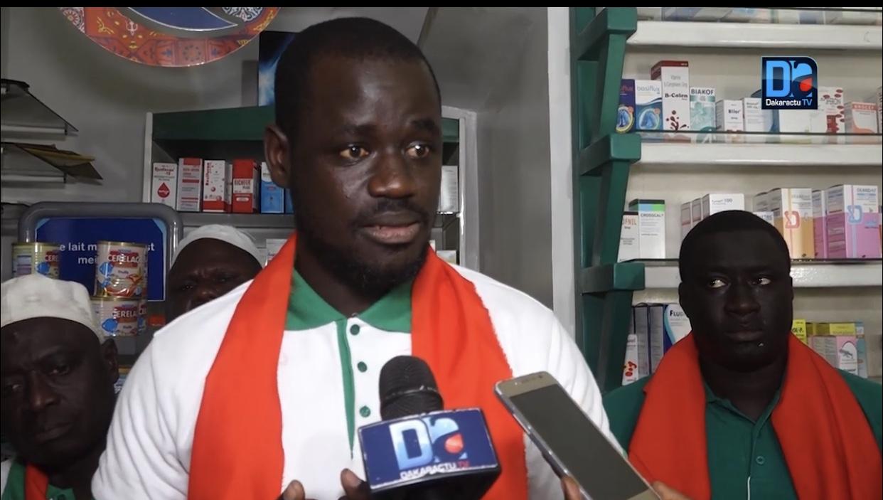 Commissaire vs Pharmacien : Les Travailleurs de la Justice se solidarisent avec le Dr Cheikhouna Gaye.