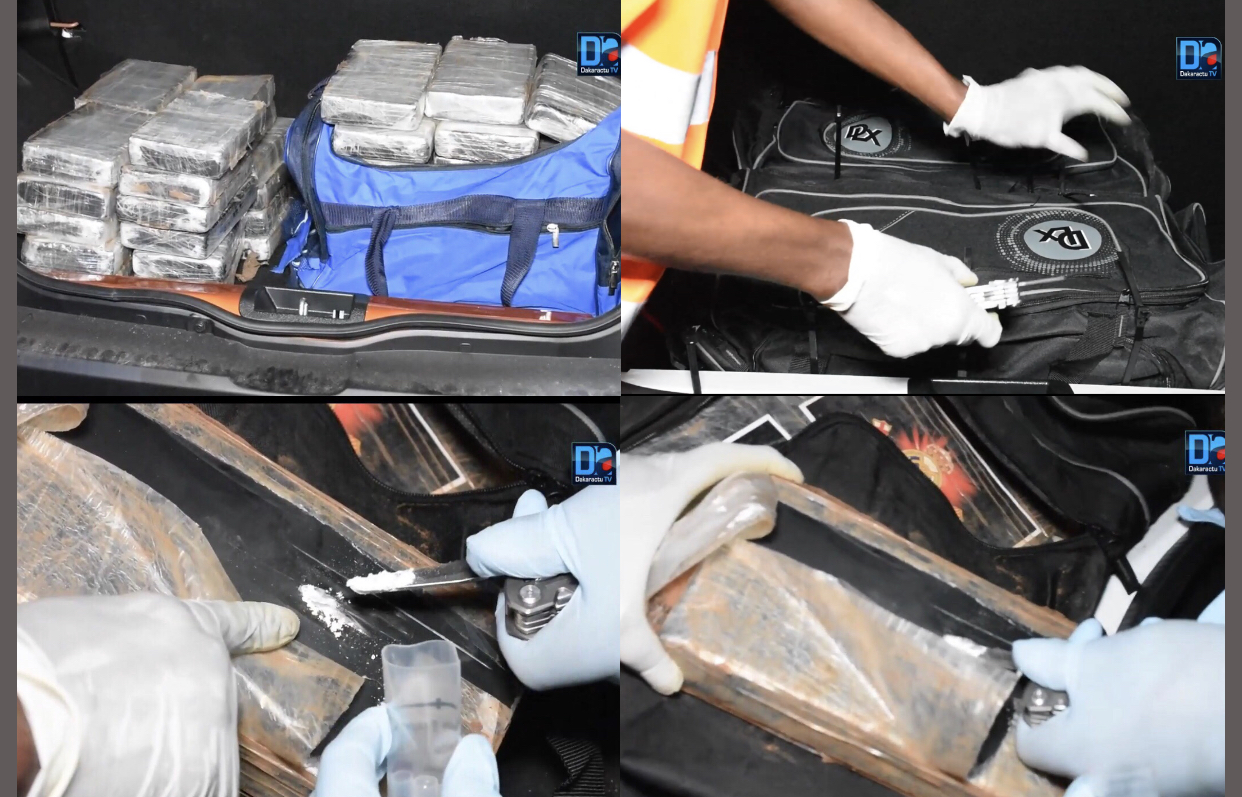 Tentative de soustraction du Port de 238 Kg de cocaïne : Les révélations explosives du transitaire Vieux Diop...