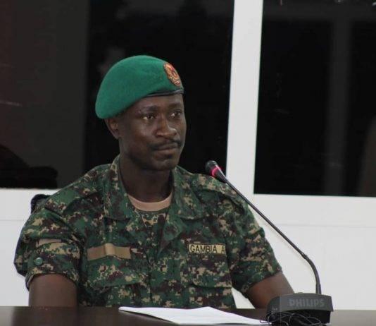 Meurtre de Haruna Jammeh : Le jungler Alieu Jeng se rétracte et reconnaît son implication