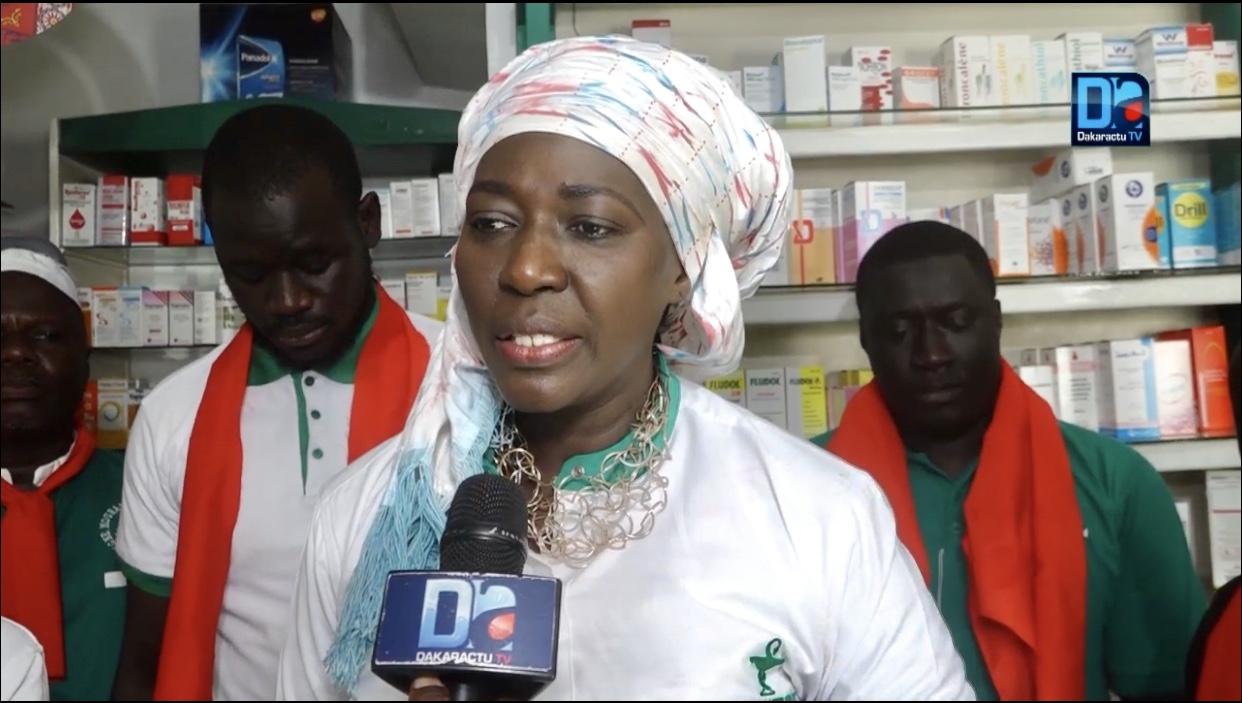 Commissaire Sangharé Vs Dr Gaye : La Gérante et les agents de la pharmacie réclament des excuses de la police