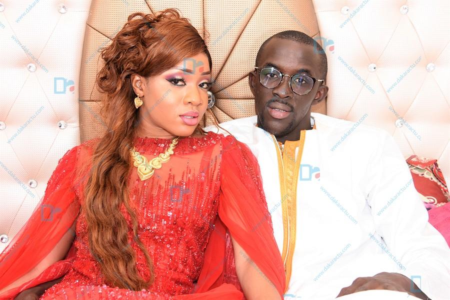 Mariage religieux du fils de Moustapha Cissé Lô, Pape Lô et Ndeye Lô célébré à Touba (IMAGES)