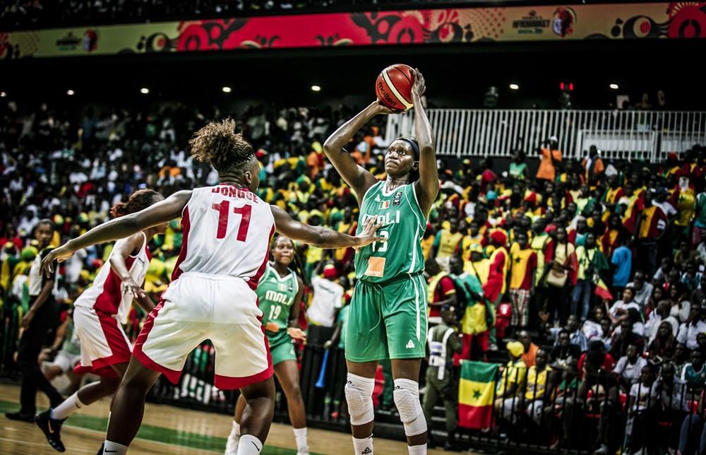 Mali : Meiya Tirera prend sa retraite après avoir décroché le bronze à l'Afrobasket de Dakar