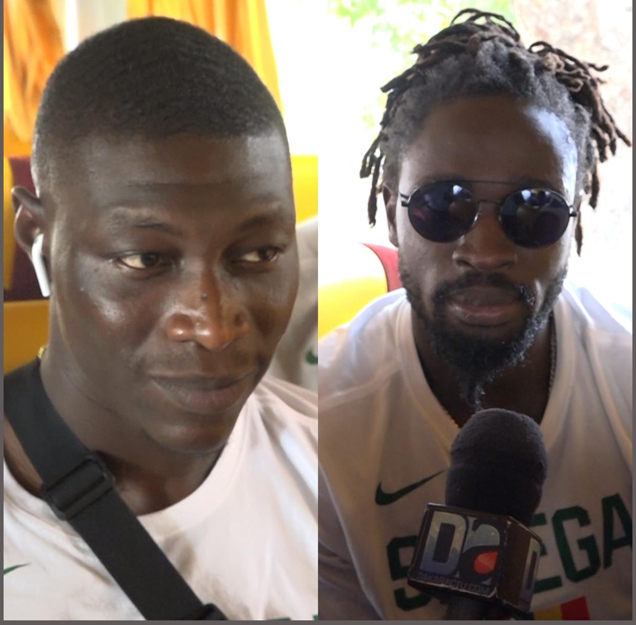 Équipe nationale masculine de basket-ball : Maurice Ndour et Hamady Ndiaye n'ont pas quitté la Tanière, départ pour la Chine vers 18h