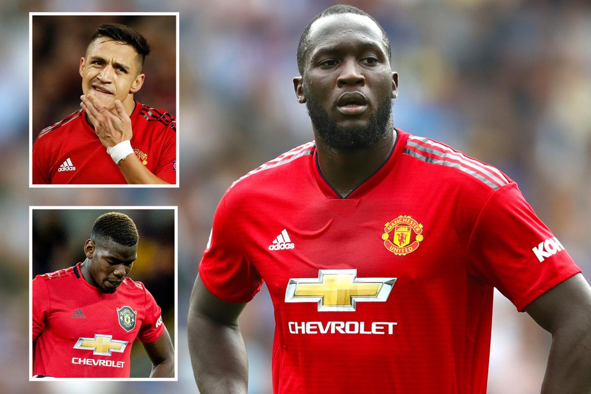 Romelu Lukaku règle ses comptes avec Man UTD : « Pogba, Alexis ou moi, c'était tout le temps l'un de nous trois »
