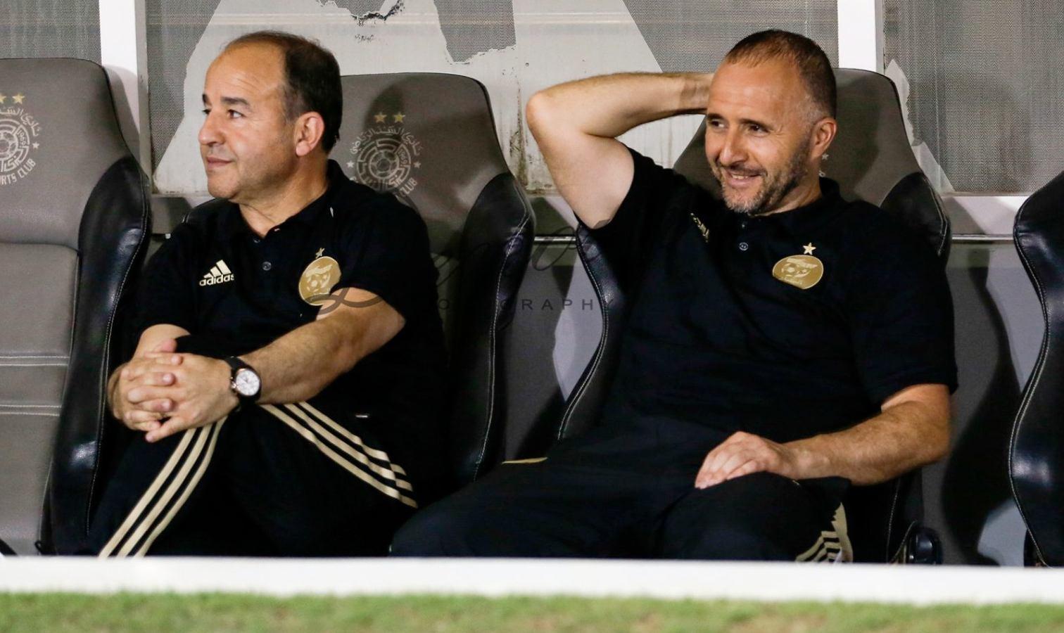 Equipe nationale d'Algérie : Hakim Medane quitte son poste de manager général