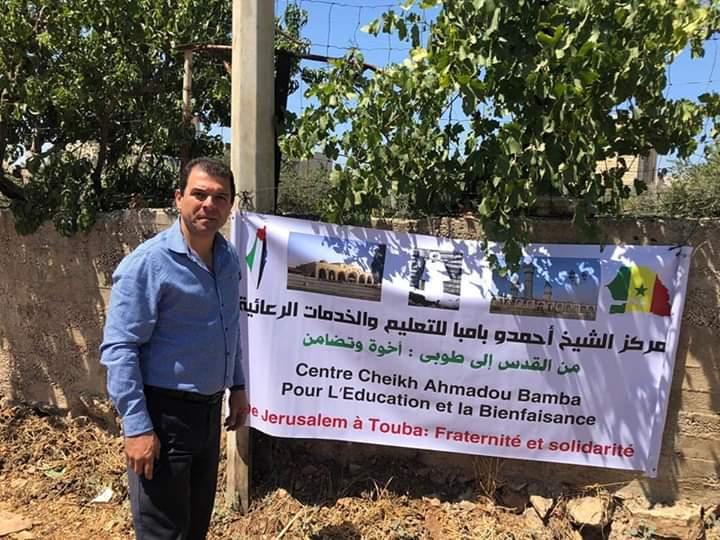PALESTINE/TOUBA : Un 'Centre Cheikh Ahmadou Bamba pour l'Éducation et la Bienfaisance ', en perspective en Palestine