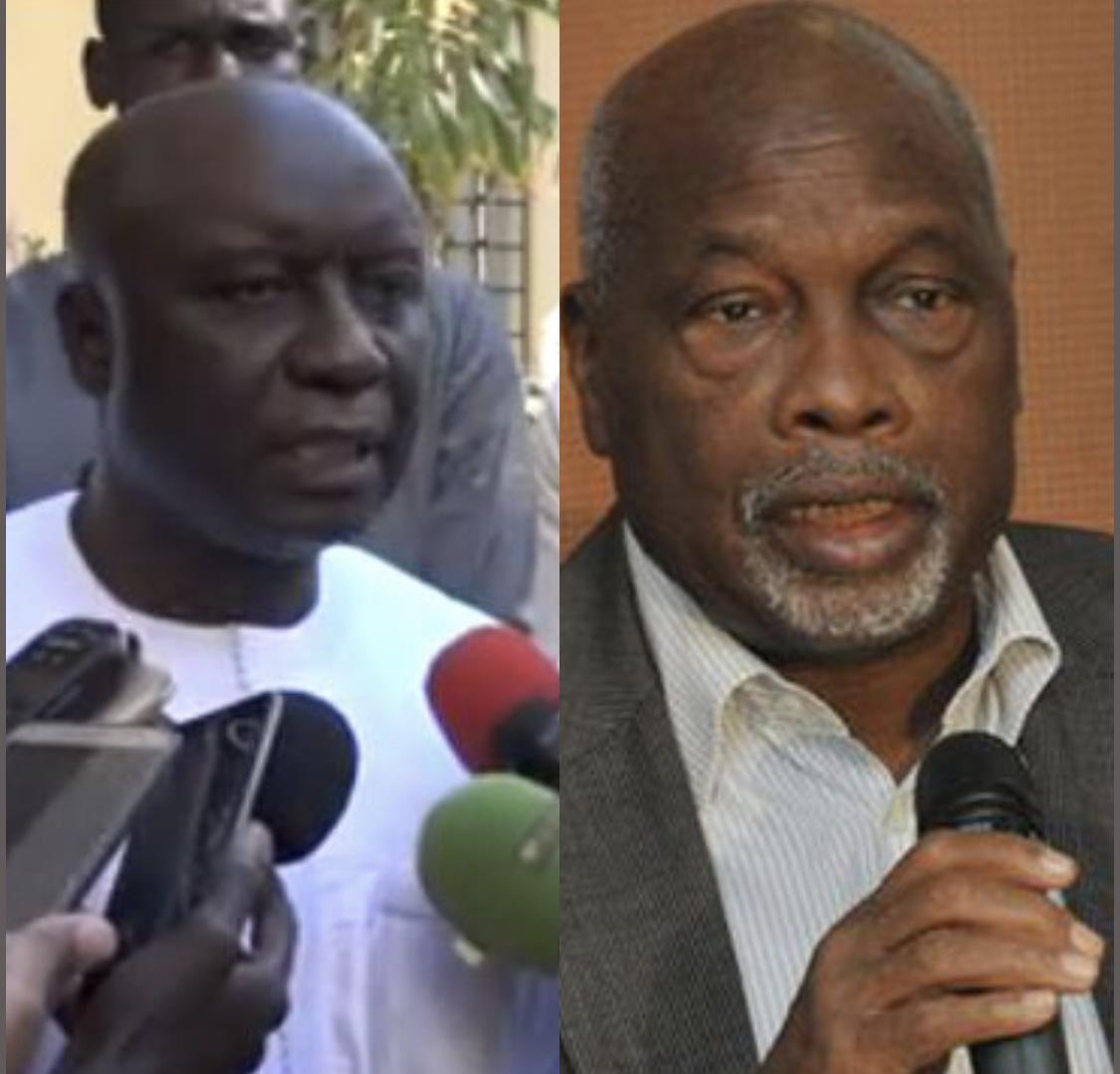 Décès de Hamath Dansokho : Idrissa Seck rend hommage à «un homme engagé dans les sentiers de développement du Sénégal»