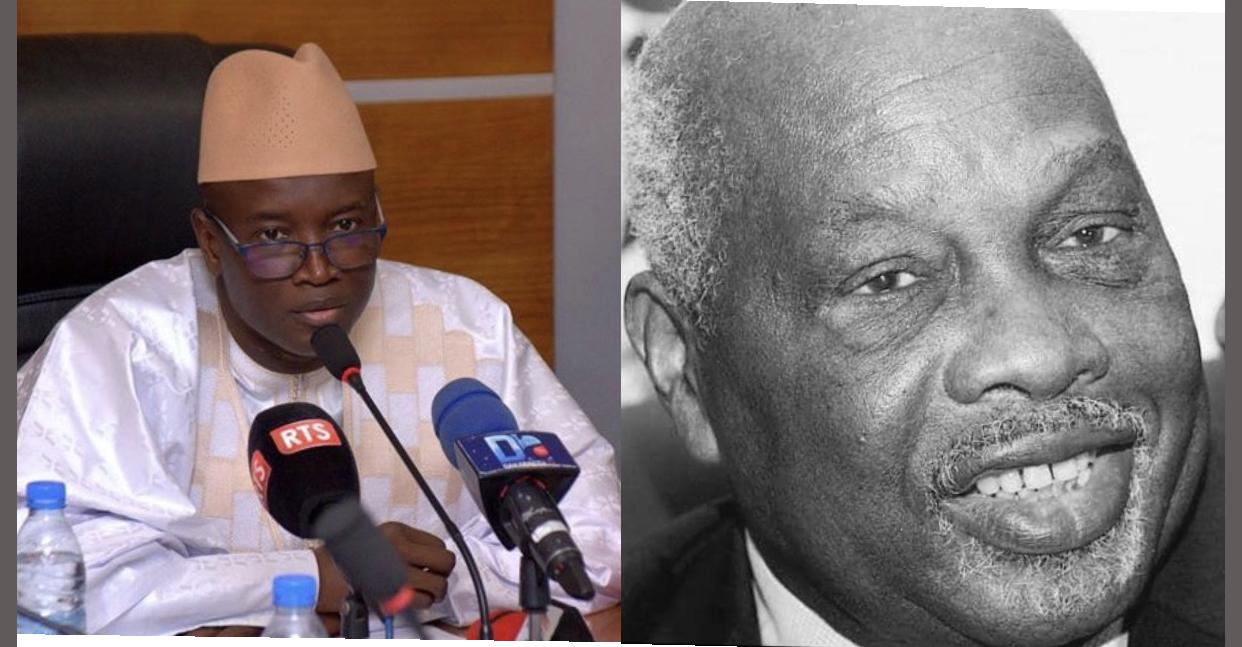 Décès de Amath Dansokho : Aly Ngouille Ndiaye rend hommage à «un défenseur infatigable de la Démocratie et du monde du Travail»