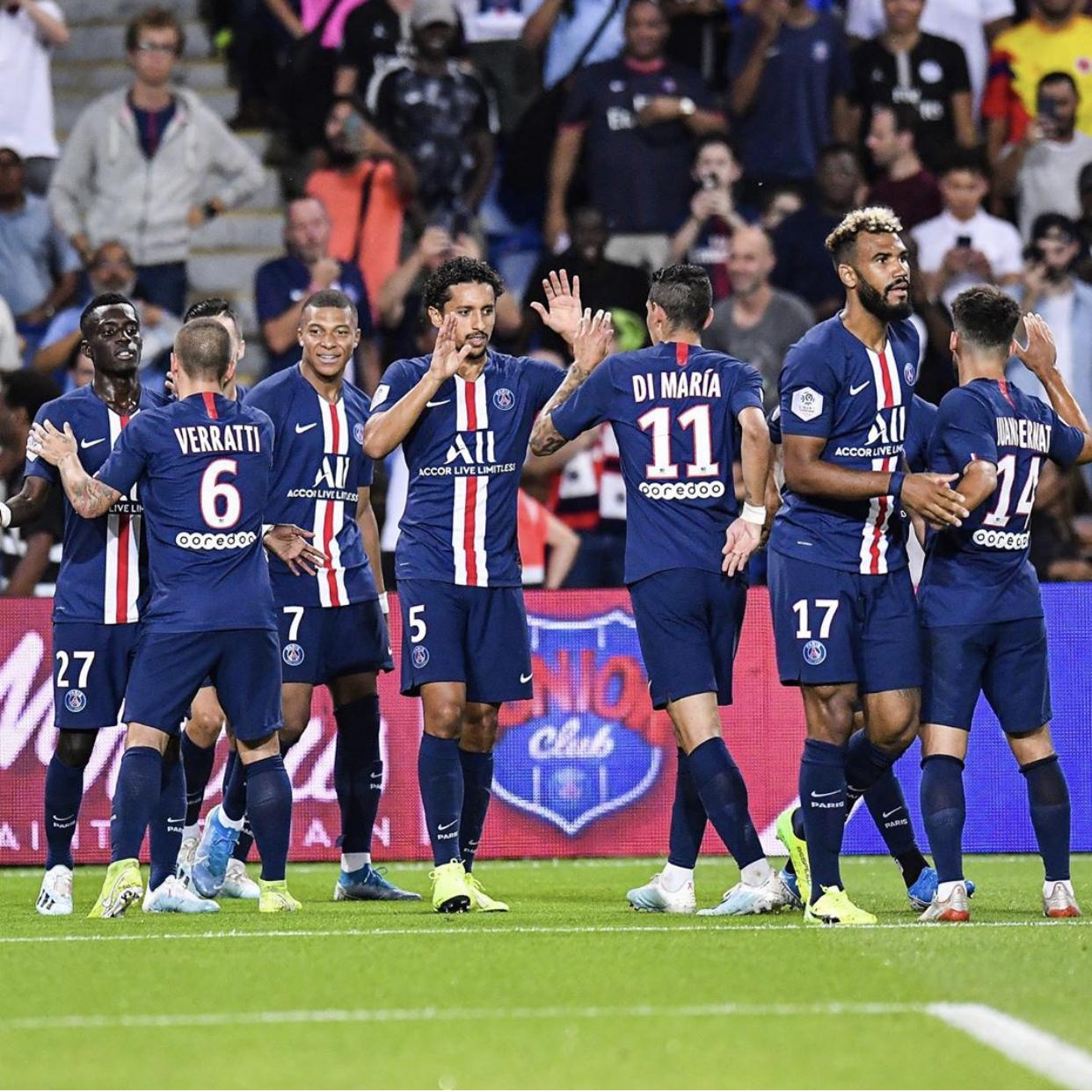 Ligue 1 : Première titularisation de Gana Guèye avec le PSG qui étrille Toulouse (4-0). Mbappé, Cavani et Diallo sortent sur blessure...