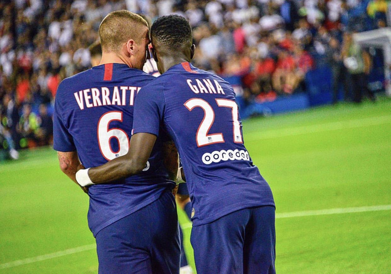 PSG : Gana Guèye gagne son premier « Paris » : 16 ballons récupérés, 8 duels gagnés, 92.5% de passes réussies.