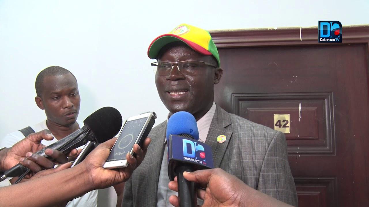 Me Augustin Senghor, président FSF : « Notre modèle de Foot Pro ne repose que sur un pied »