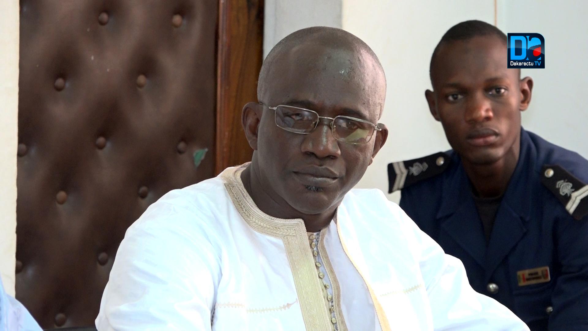 """Ancien détenu et nouveau médiateur de la République à Thiès : """"Maître Abdoulaye Wade voulait bénéficier du vote des mareyeurs, c'est pourquoi il m'a hypothéqué"""""""