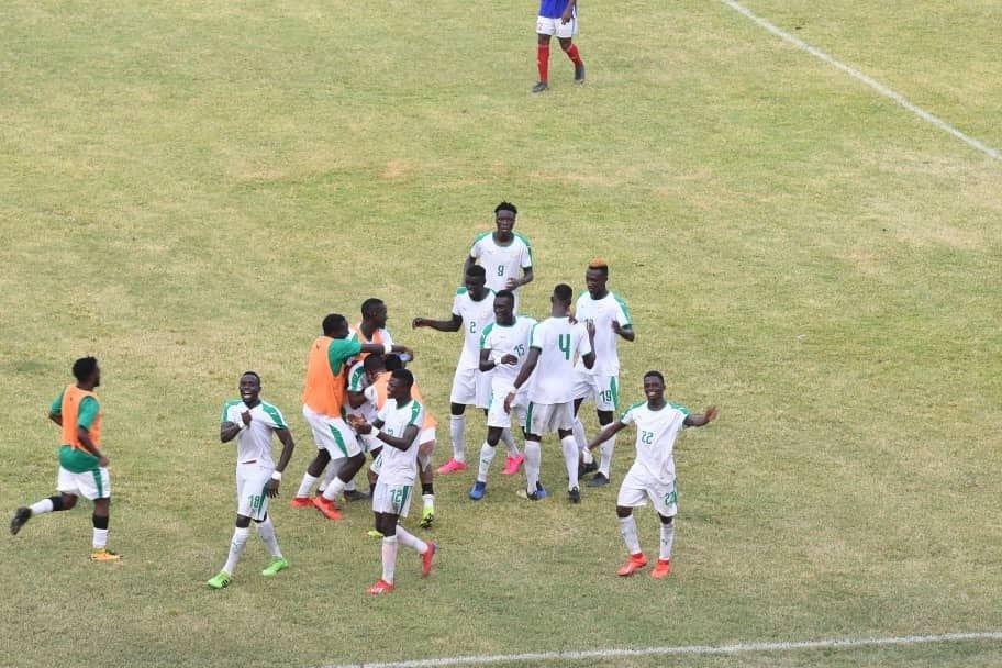 1/2 finales Sénégal - Burkina : Les Lionceaux pour une place en finale des Jeux africains
