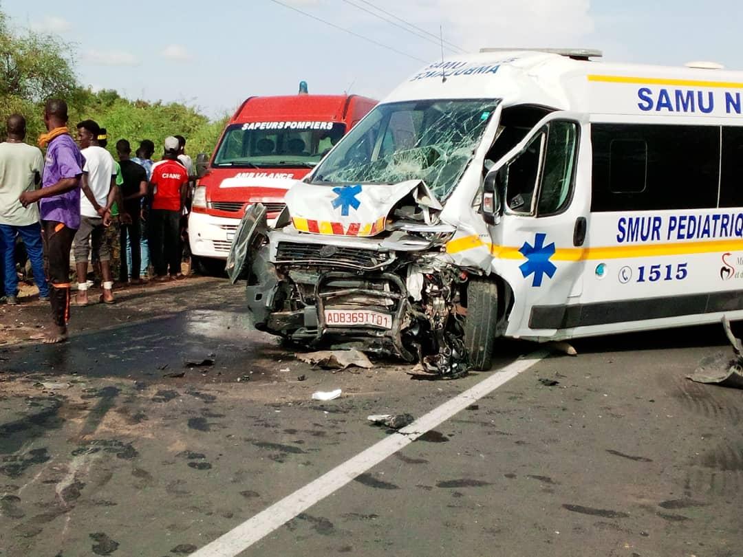 Saint-Louis/Ross-Béthio : Un accident fait 3 morts et des blessés