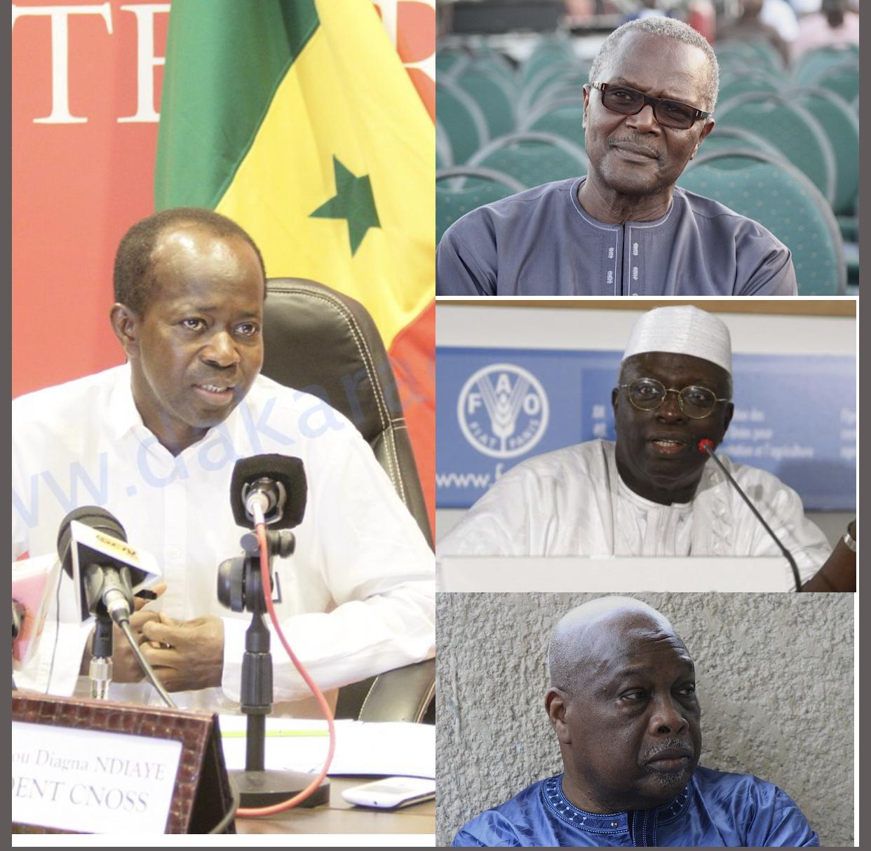 ILS AVAIENT QUELQUE CHOSE EN COMMUN. (Par Mamadou Diagna Ndiaye)