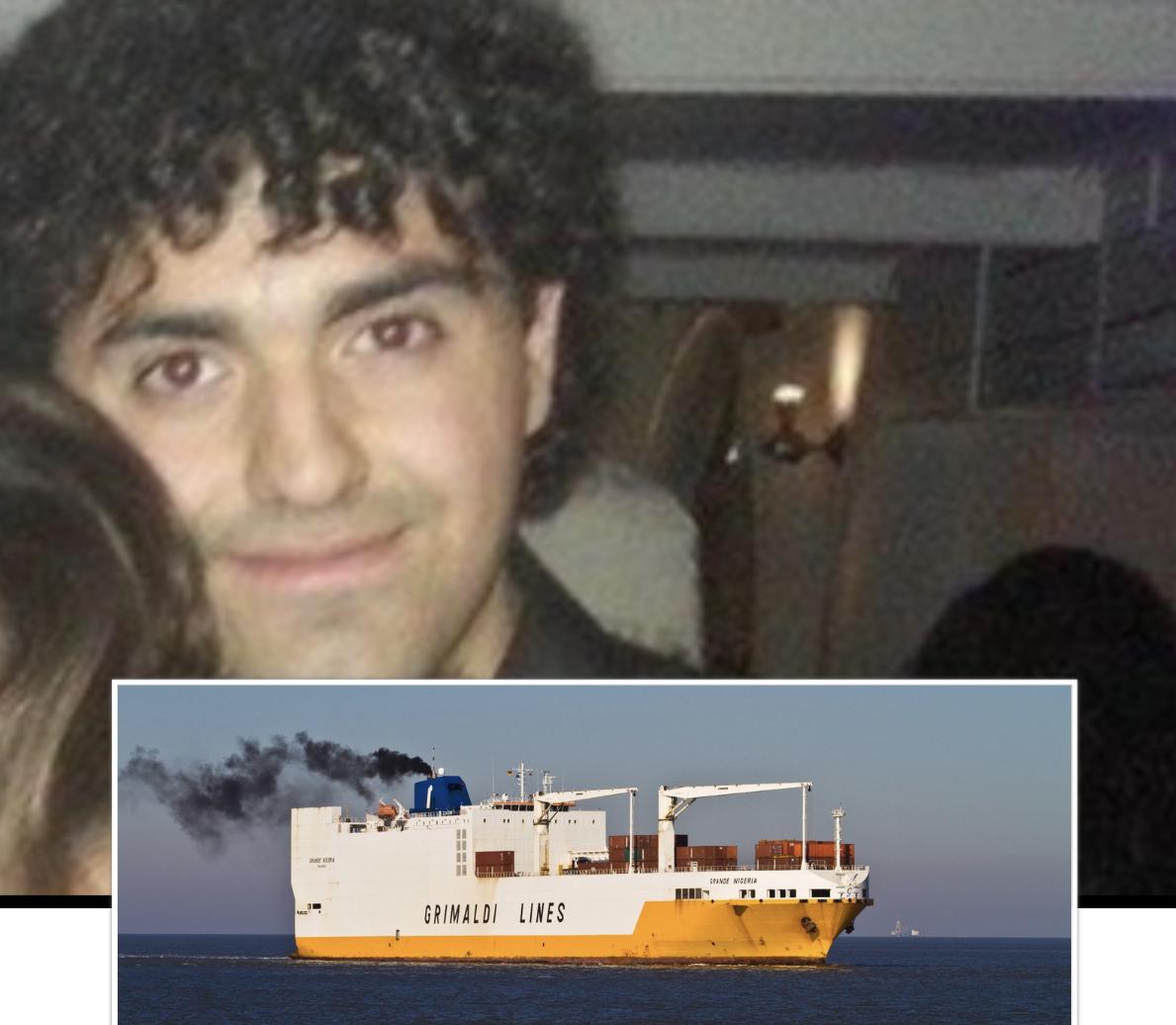 """Arrêté au Sénégal en même temps que le capitaine de """"Grande Nigeria"""" : Qui est l'autre membre de l'équipage du navire de Grimaldi, transporteur des 798 kilos de cocaïne"""