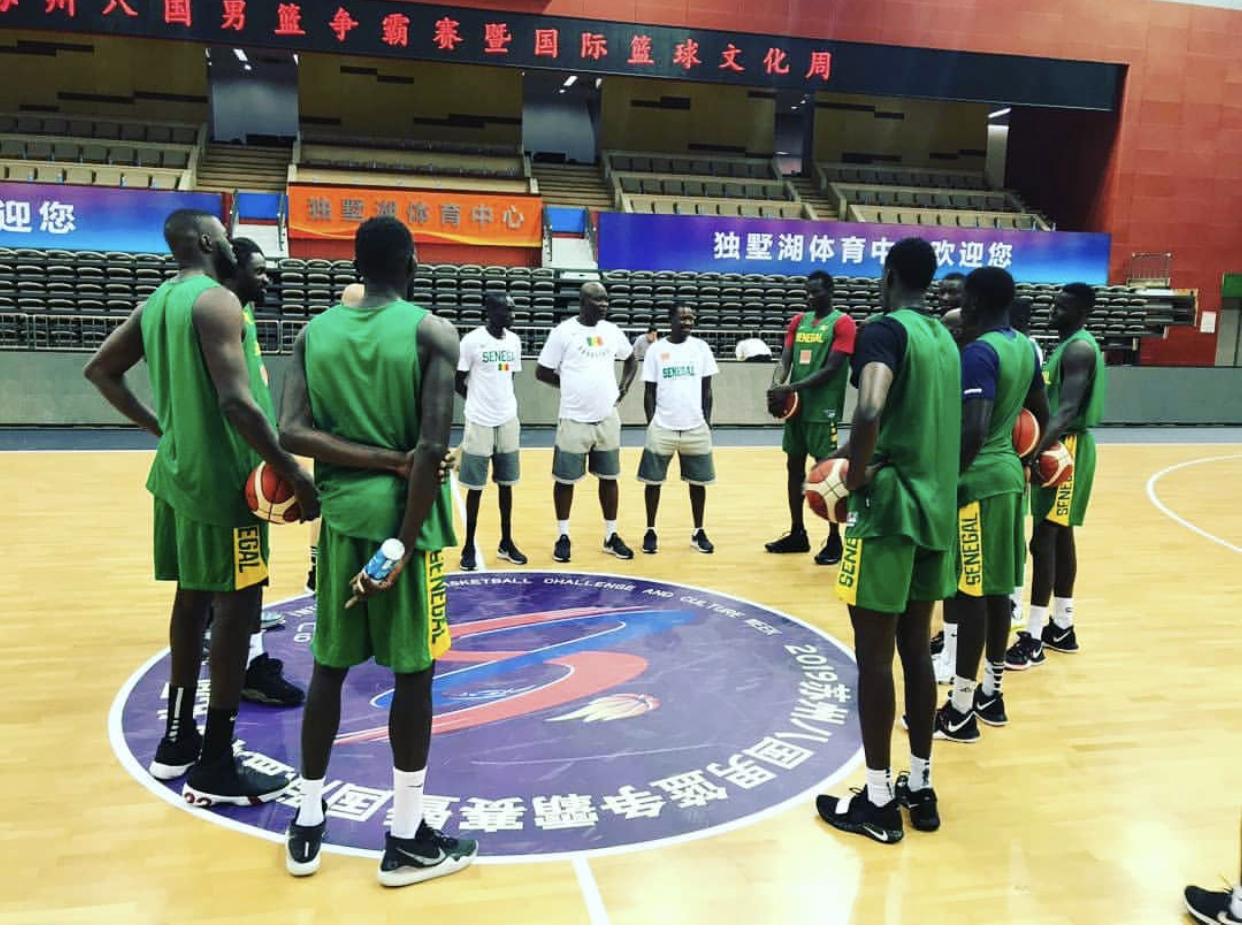 Mondial Basket : Le Sénégal a bouclé sa préparation avec un bilan de 5 défaites et 3 victoires, cap sur Dongguan…
