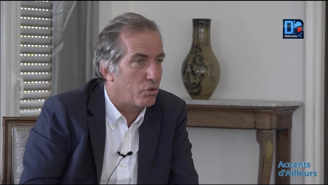 Après l'ambassade de France au Sénégal : Christophe Bigot obtient une promotion...