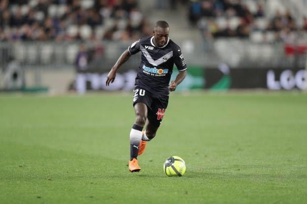 Mercato : Les Girondins de Bordeaux fixent le prix de Youssouf Sabaly