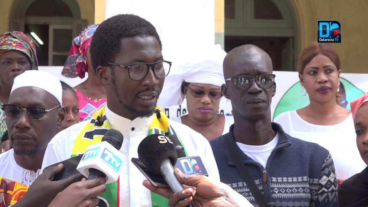 «Ces 900 jours passés en prison font preuve de honte et de recul politique...» ( Abou Diallo, coordonateur du front citoyen pour la libération de Khalifa Sall)