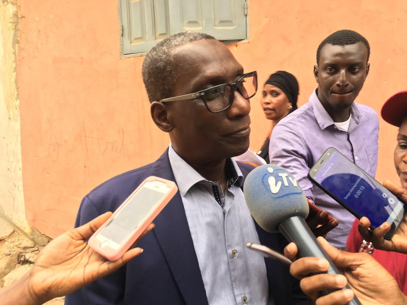 Mamadou Diop Decroix (FRN) : « La prison est un galon supplémentaire pour Khalifa Sall. Il a gagné en légitimité politique et historique »