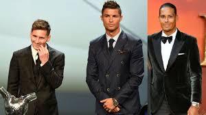 Joueur UEFA de l'année : Virgil Van Dijk premier défenseur consacré, Messi meilleur gâchette d'Europe, De Jong prince du milieu