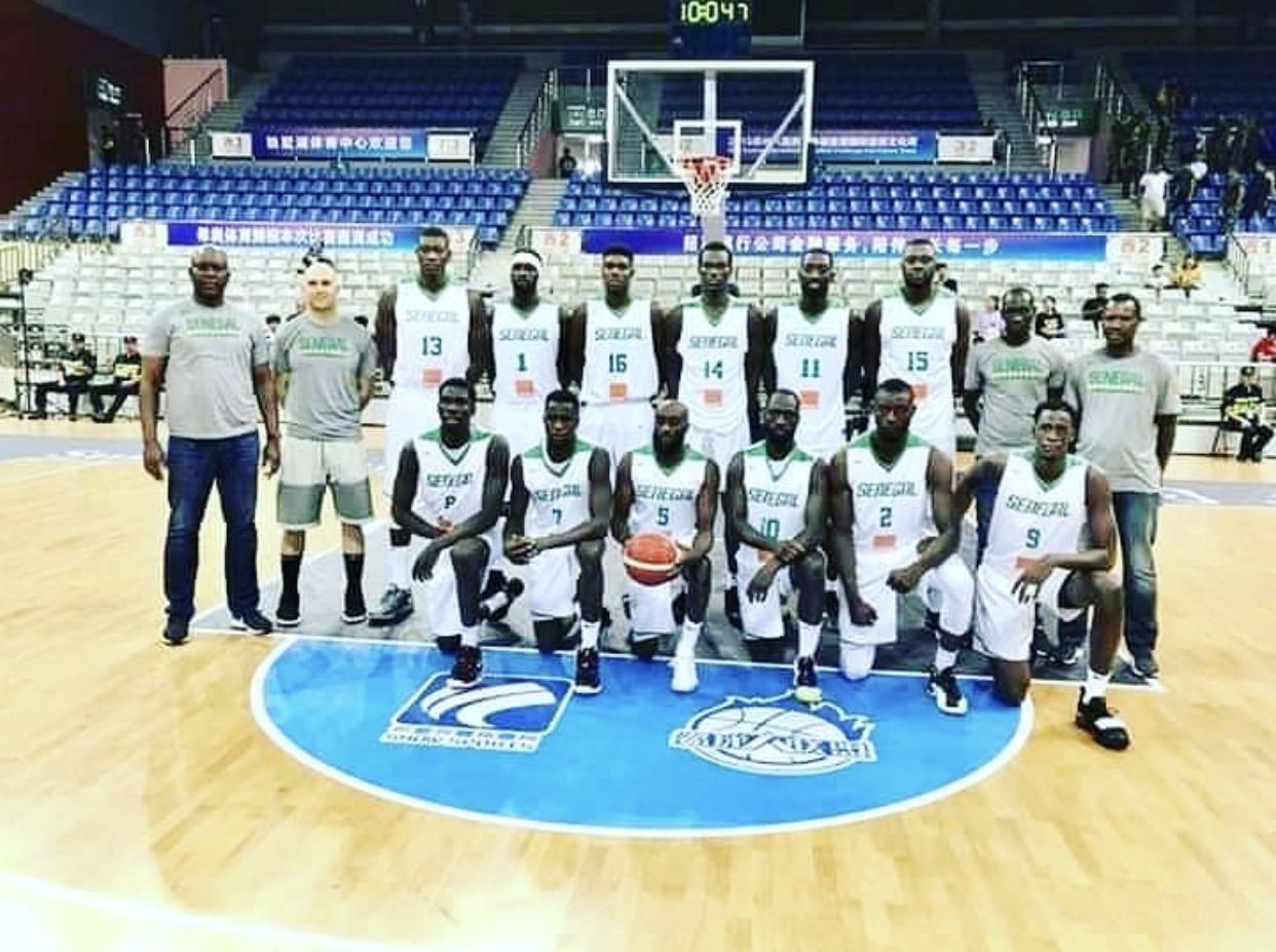 Mondial Basket : Le Sénégal entre en lice ce dimanche, dans le « groupe de la mort »