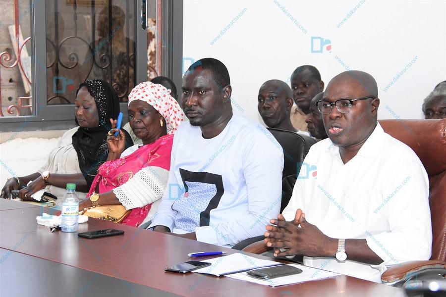 Commune de Biscuiterie : La candidature du ministre Arona Coumba Ndoffène pour les locales réclamée