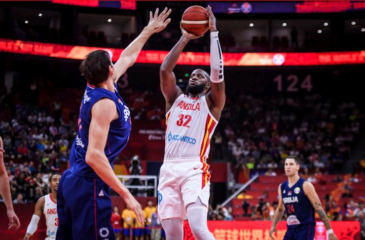 Mondial Basket / Groupe D : La Serbie étrille l'Angola 105 à 59 en match d'ouverture