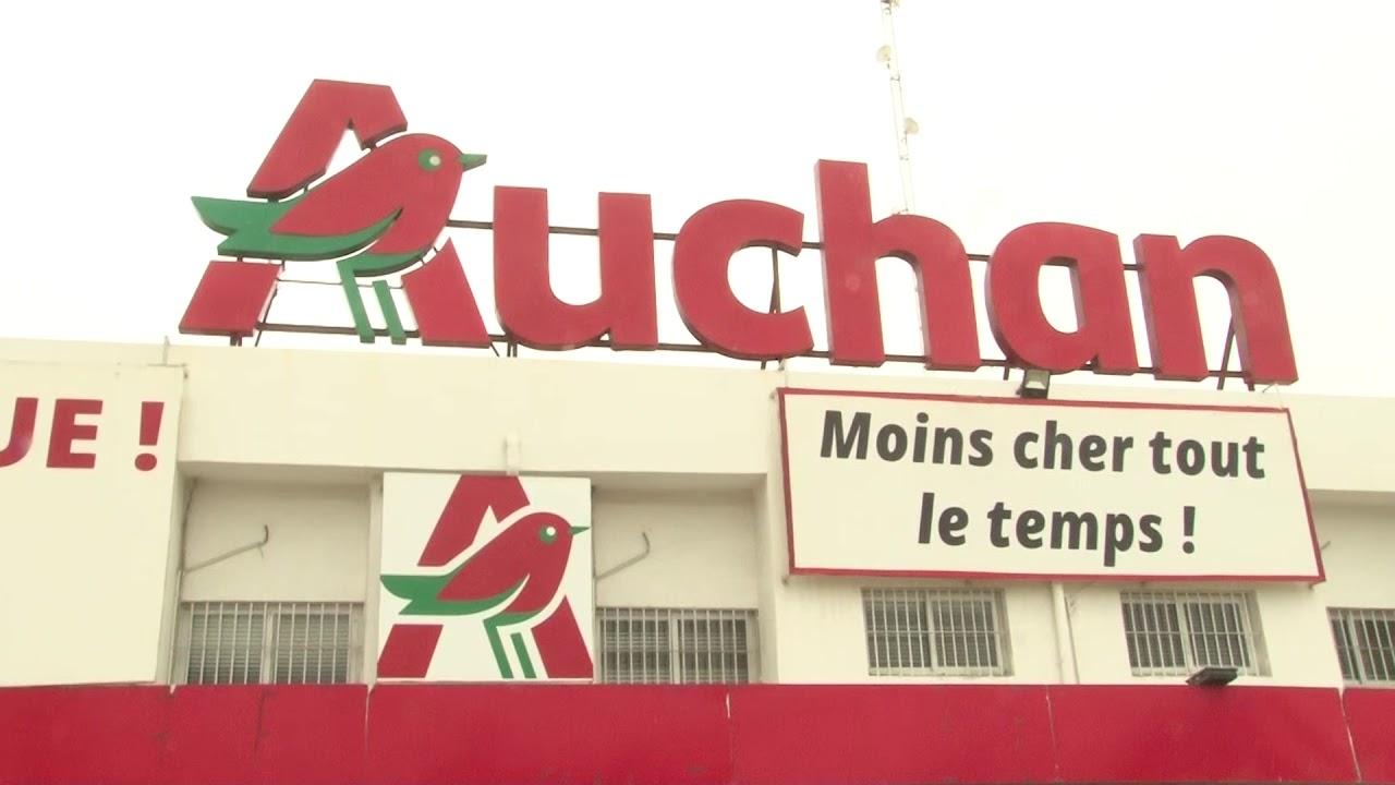 Economie : Auchan dans une mauvaise passe avec des pertes chiffrées à 984 milliards de F Cfa