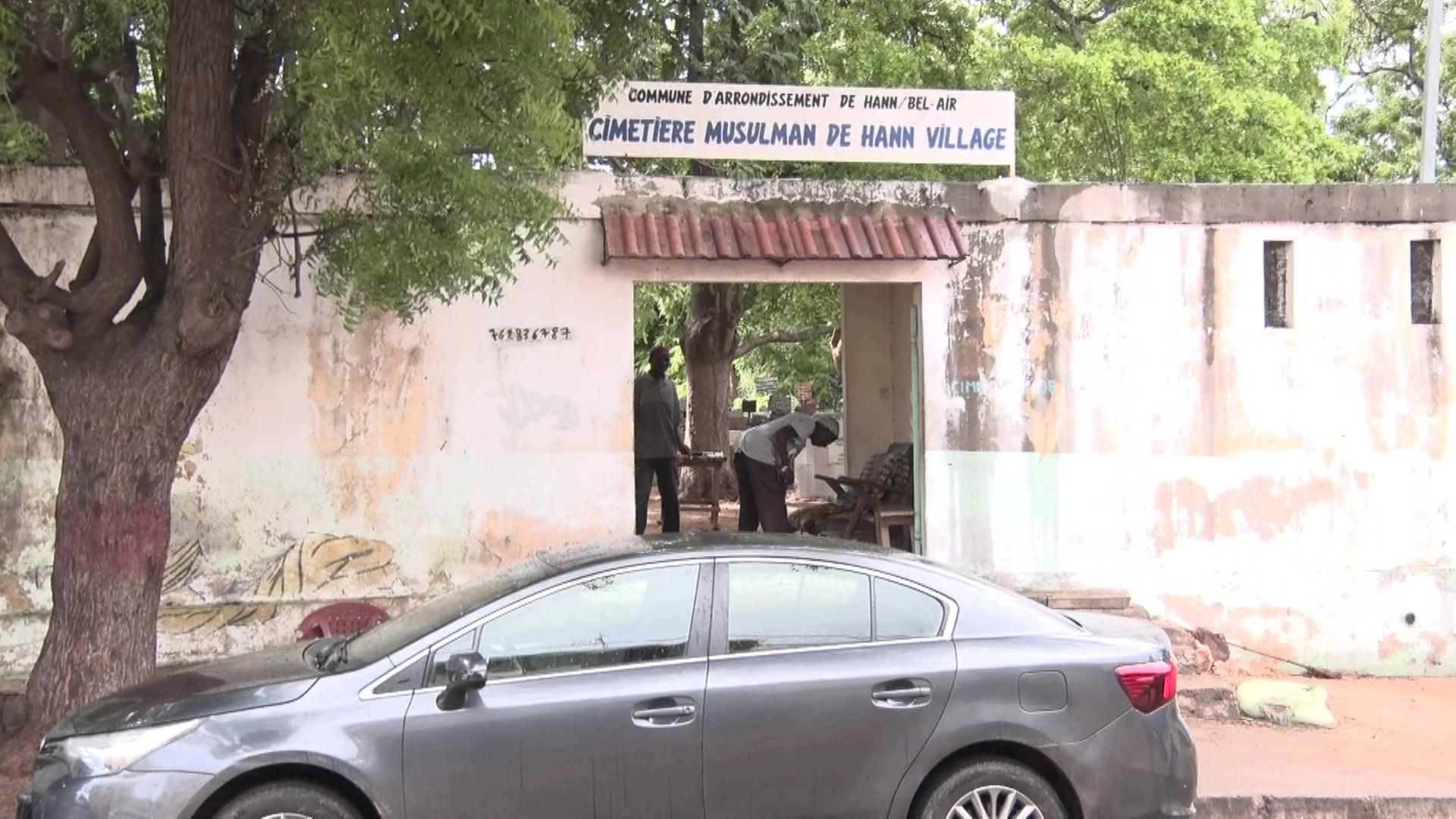 L'ancien international, Mamadou Teuw, repose désormais au cimetière de Hann Village (Yarakh)