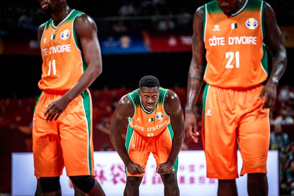 Mondial Basket / Groupe A : Le Venezuela domine la Côte d'Ivoire 87 à 71