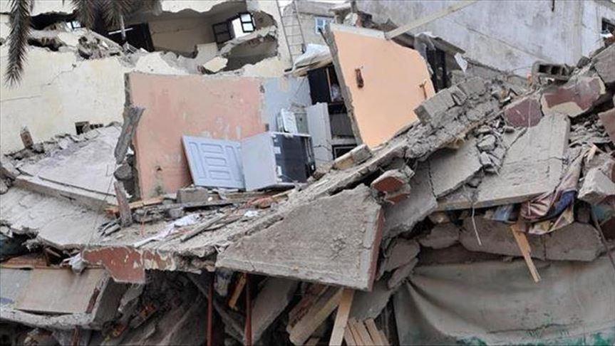 Mali : Un immeuble s'effondre et fait 15 morts
